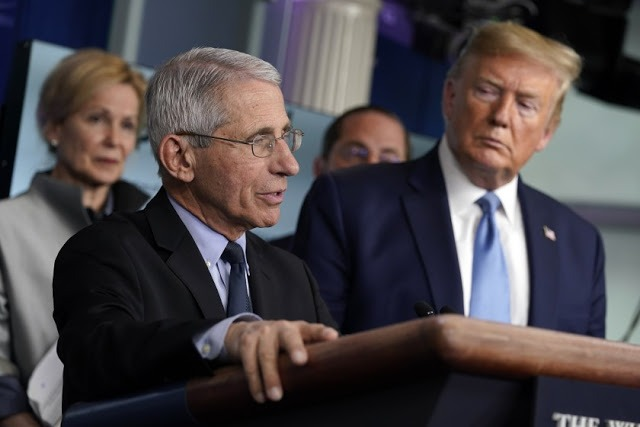 US expert Fauci believes half an effective Covid-19 vaccine enough 1
