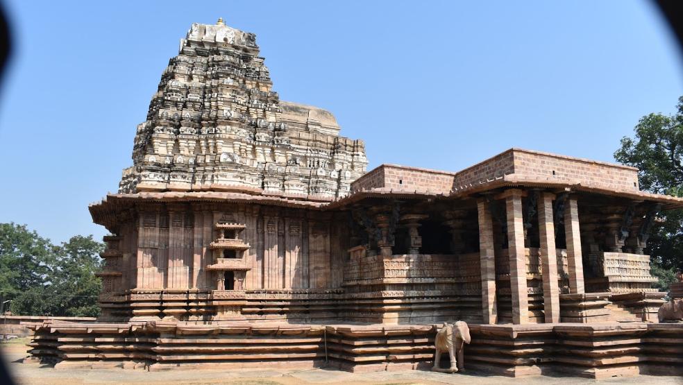 Ramappa Temple, Telangana - 20 must visit places in India
