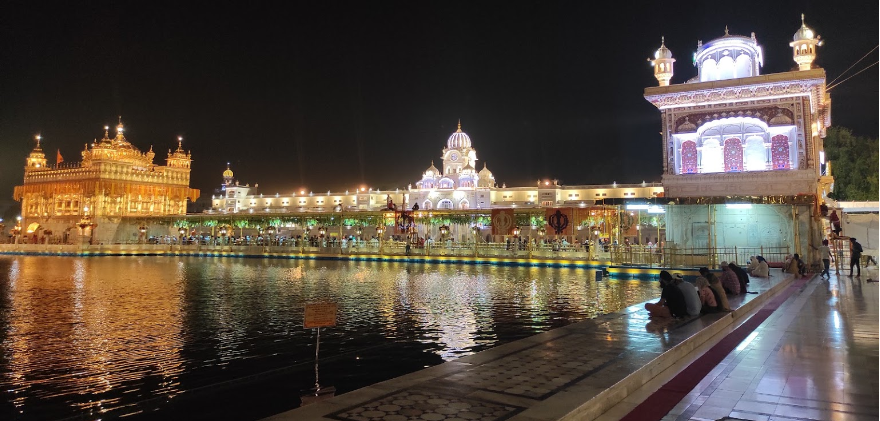 Sri Amritsar Sahib, Punjab - 20 must visit places in India