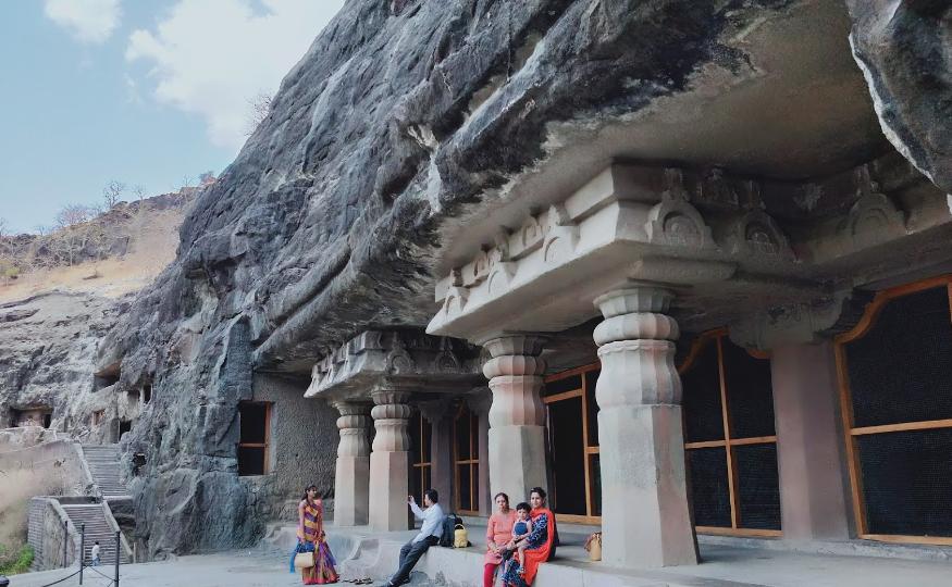 Ajanta Caves, Maharashtra - 20 must visit places in India