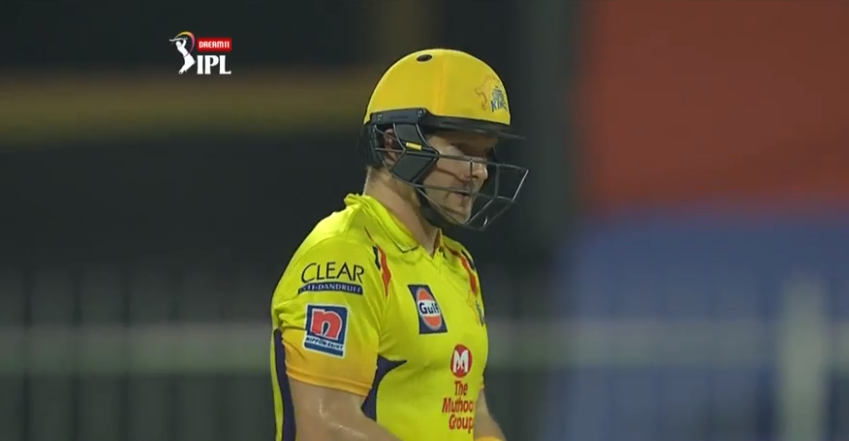 Shane Watson took 33 runs with 4 six and a four - Medico topics