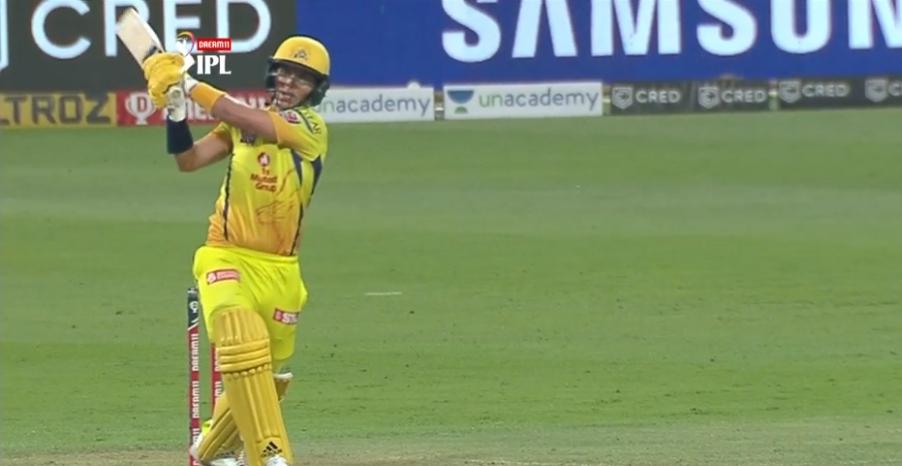 Sam Curran faced only 6 balls, secured 18 runs