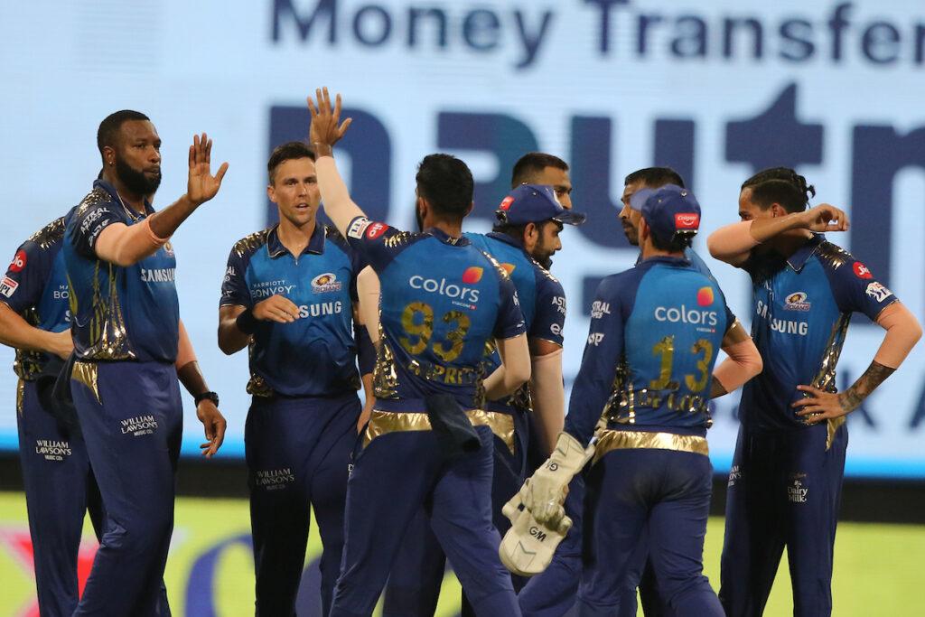 Mumbai Indians beat Kolkata Knight Riders by 49 runs - Medico topics