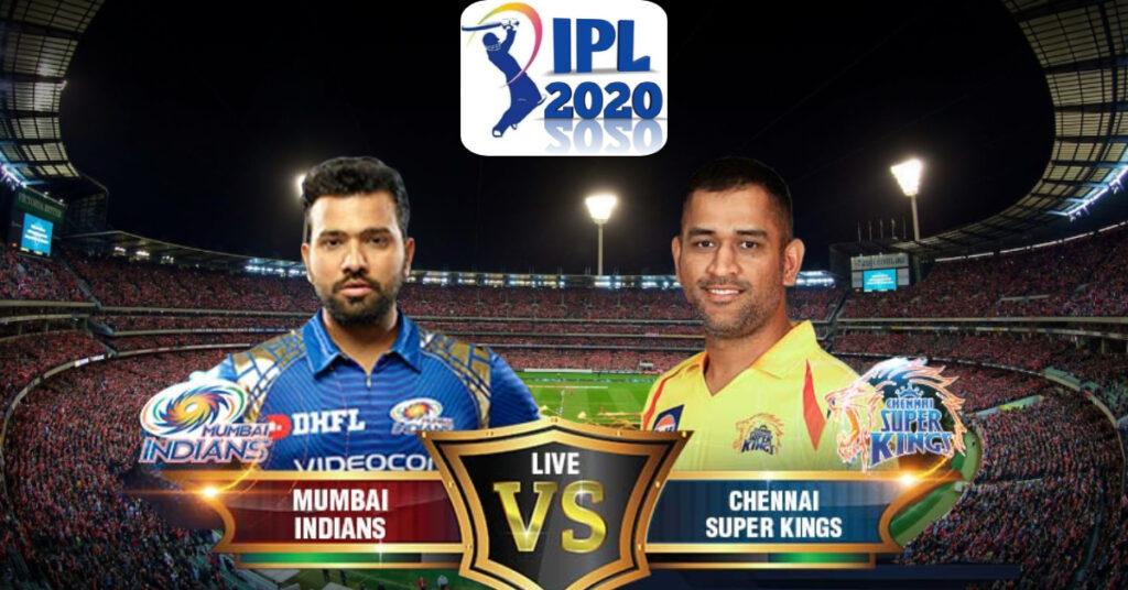 Dream11 IPL 2020, MI vs CSK – Match Report