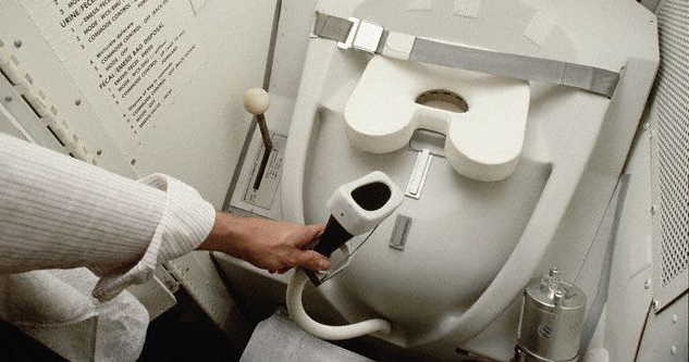 NASA new space toilet worth and uses