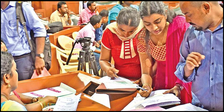 Parent certificates to substantiate native of Tamilnadu