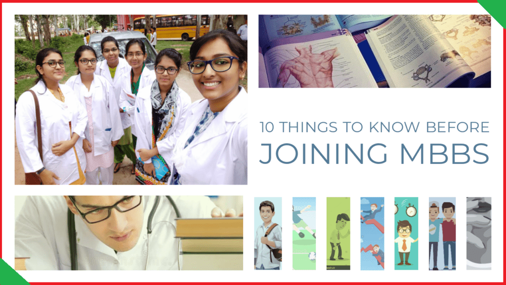 10 things to know before joining MBBS