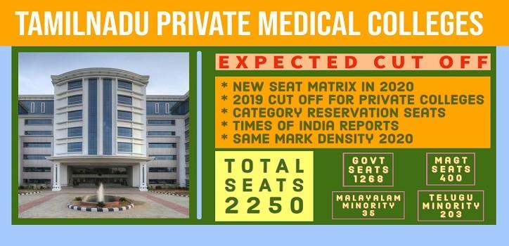 government quota in private medical colleges in tamilnadu