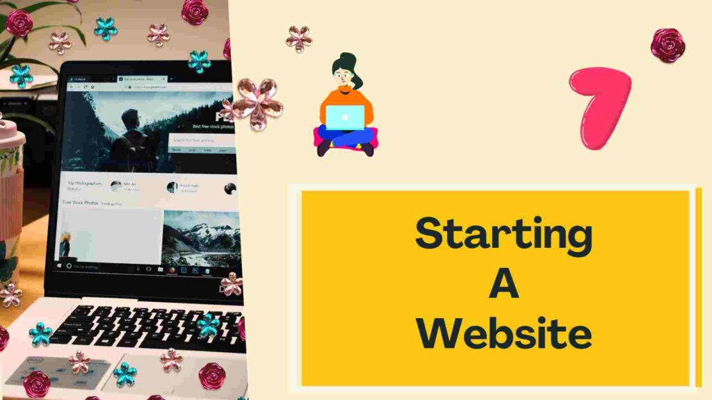 How to make money with website for beginners