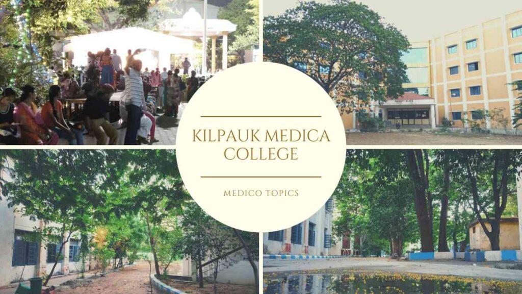 Kilpauk Medical College STUDENTS
