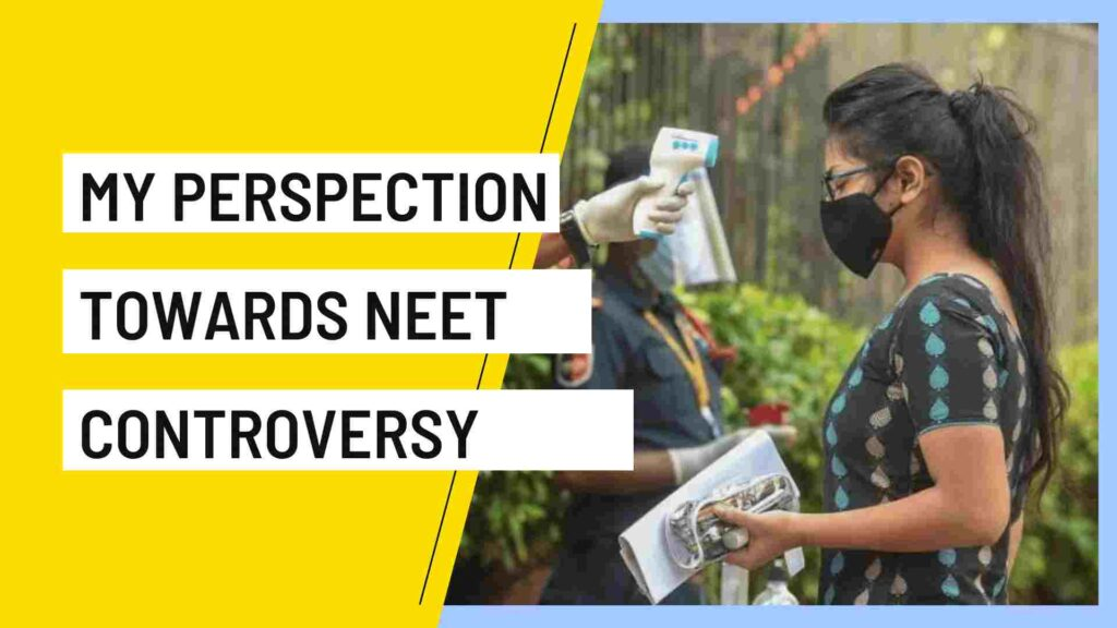 NEET problem in Tamil Nadu - My perspective